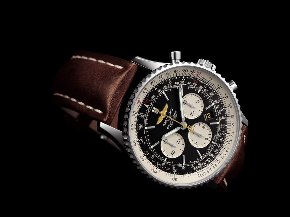 Navitimer Breitling DC-3 Limited Edition watch