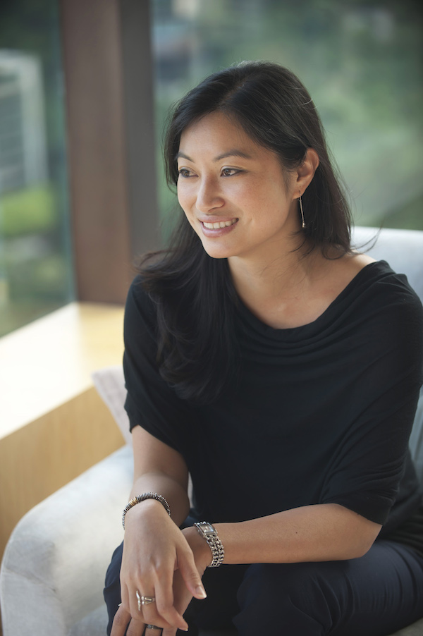 Yvonne Cheung, director of restaurant and bar at The Upper House
