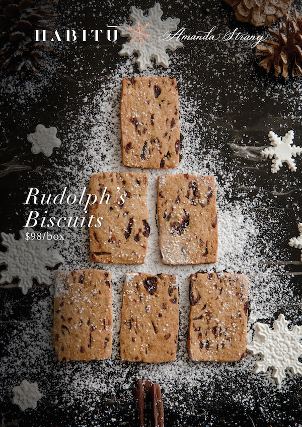 Rudolph's Biscuits, from Strand's collection