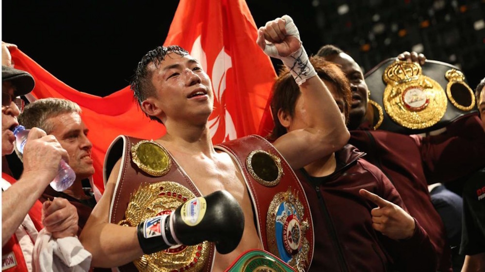Local superstar boxer Rex Tso Sing-yu, the beaten WBO Asia Pacific super flyweight champion, is Google's number one
