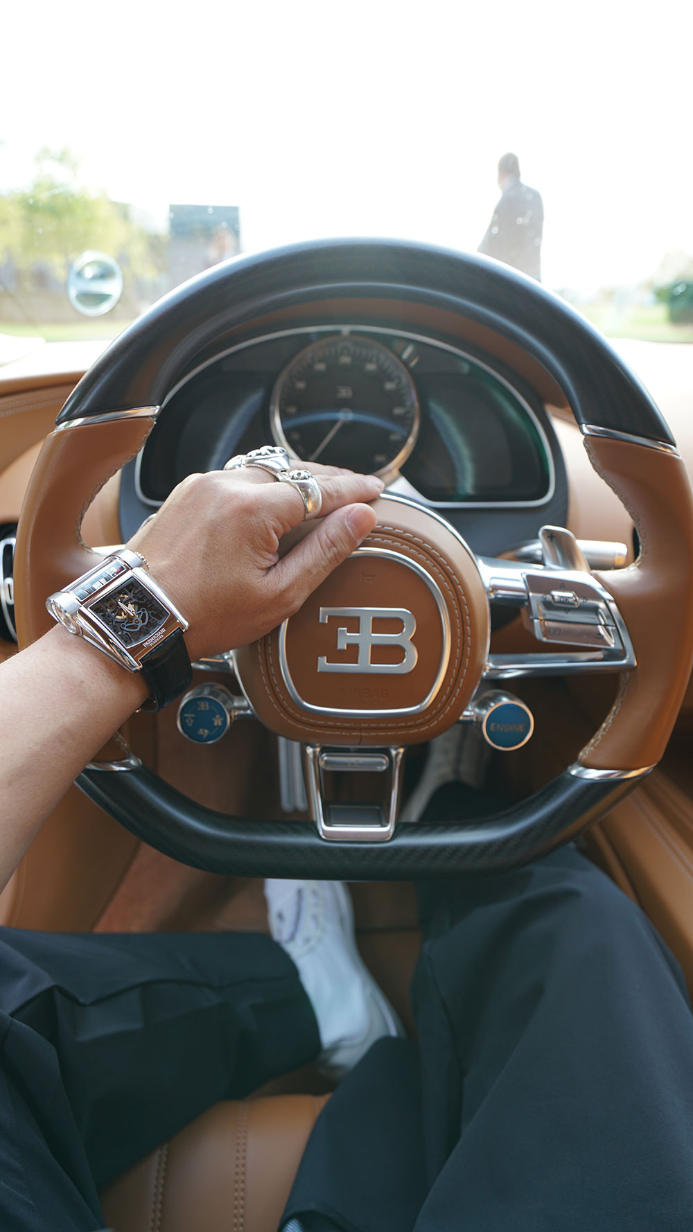 Parmigiani and Bugatti, a match made in heaven