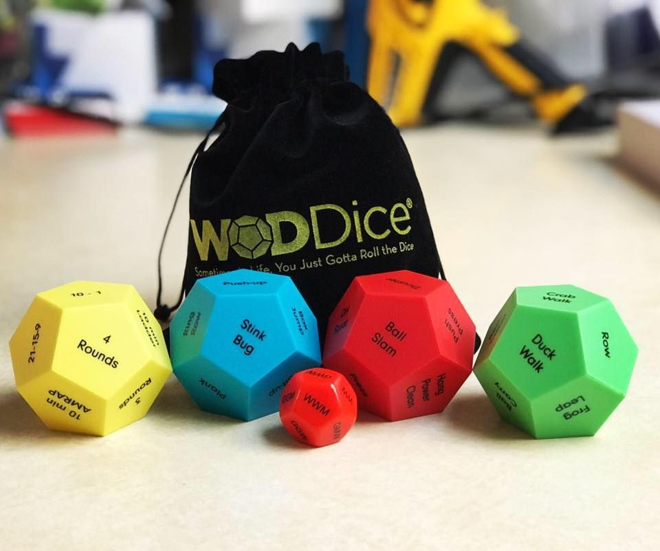 How to get the dice rolling in the gym