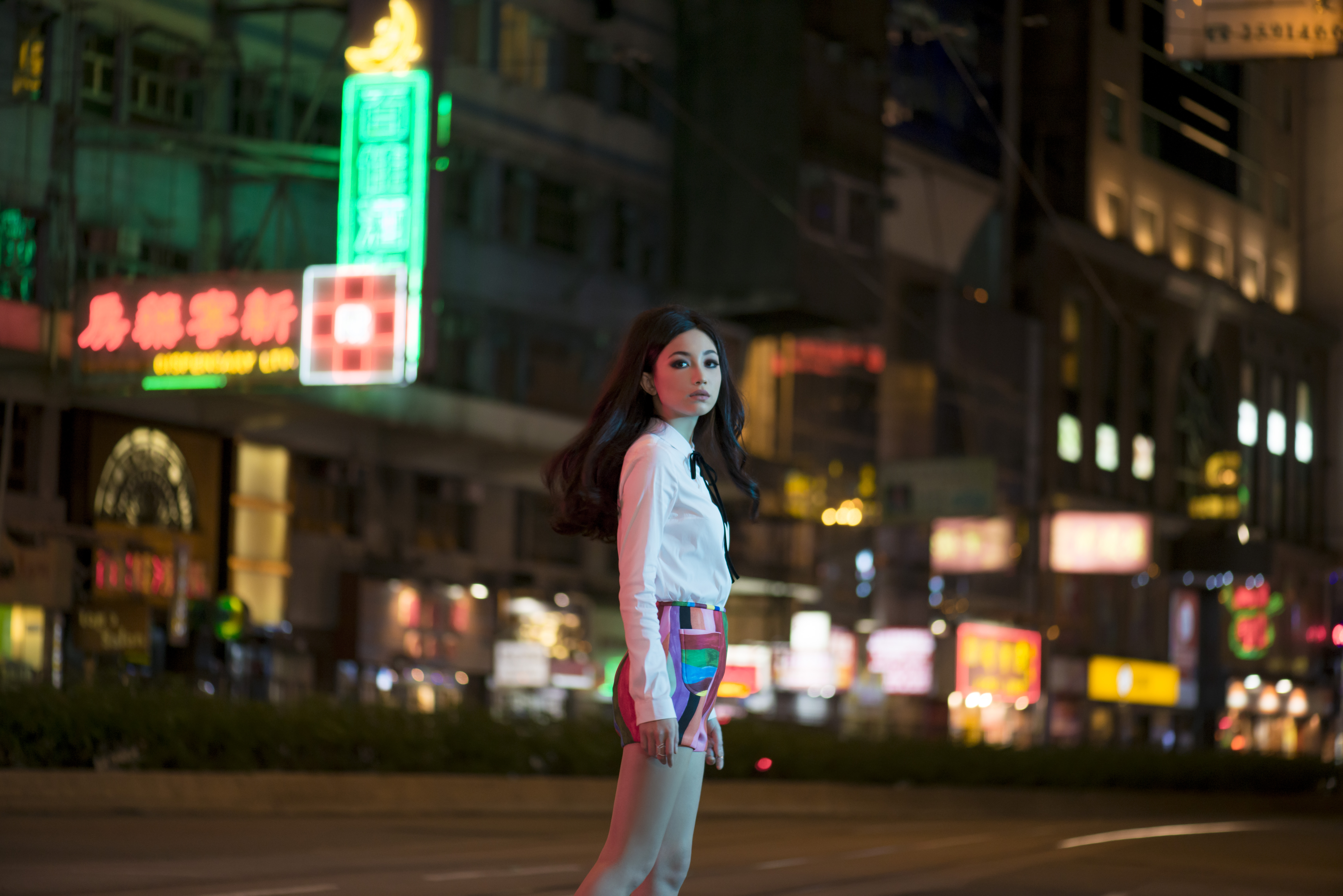 Hong Kong singer Tien Chong was named one of Apple's New Artist Spotlights from China