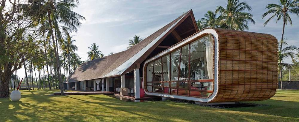Villa Sapi has a cool and unique design—perfect for all your snaps