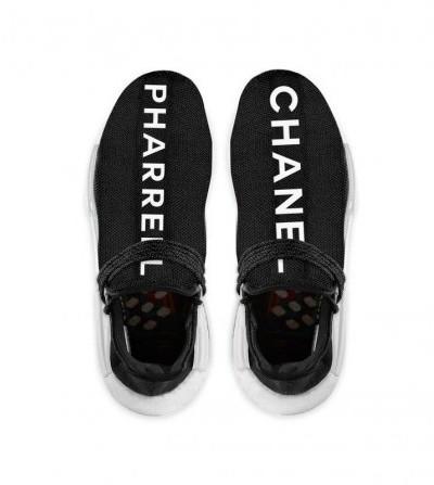 13dde9b44a599 Drop of the week  Pharrell s Chanel x Adidas Hu NMD sneaker - Hashtag Legend