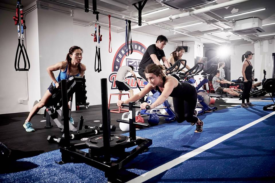 There are also F45 studios in Wan Chai and Central but many fitness influencers rave about this one in particular
