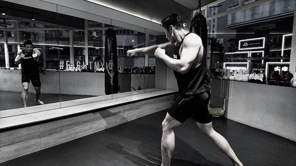 Boxing meets personal training