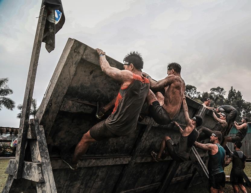 Get ready sweat it out at this year's Spartan Race
