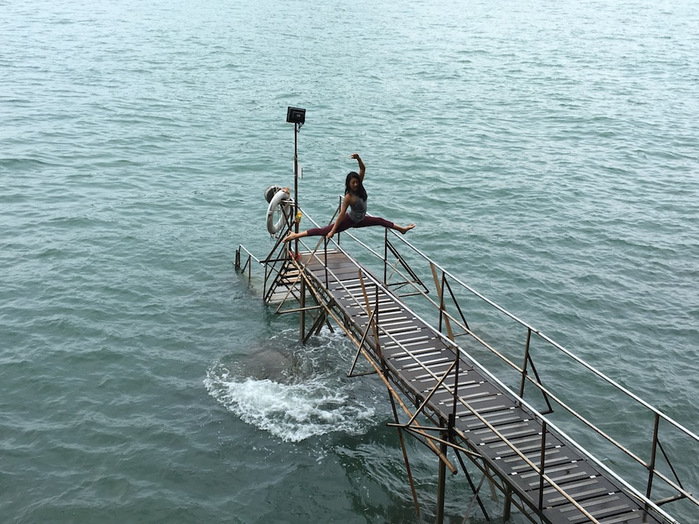 Sai Wan Swimming Shed is one of Hong Kong's most popular spots among photographers