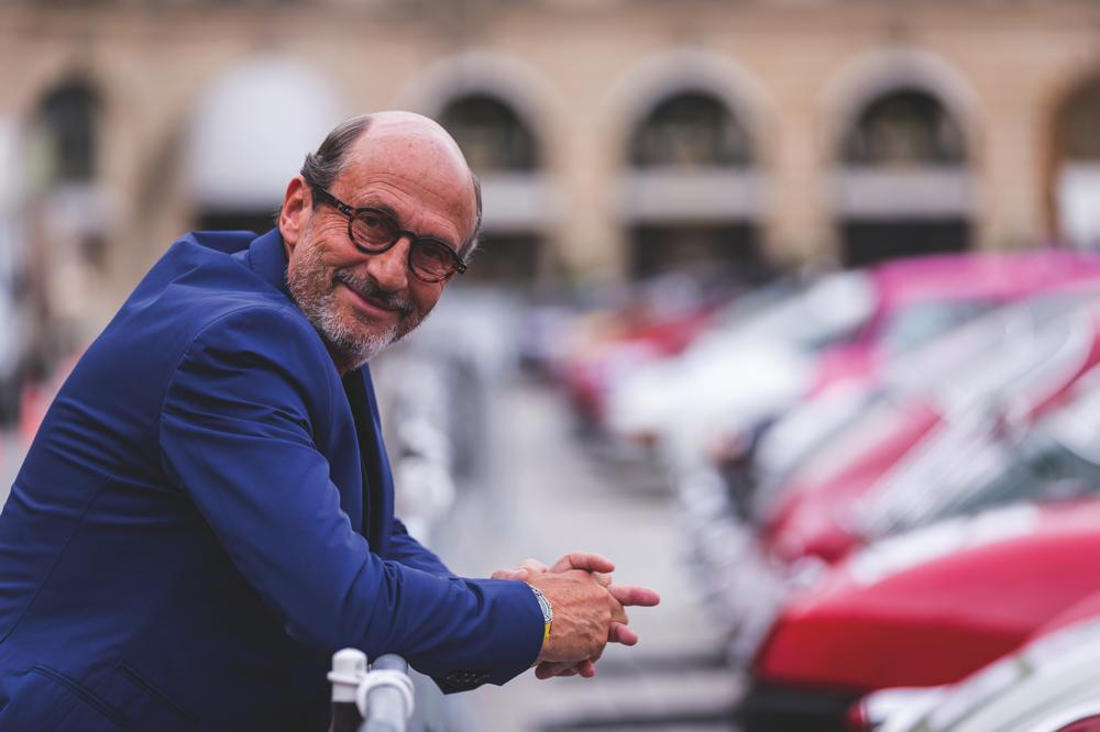 The man behind the haute horological brand