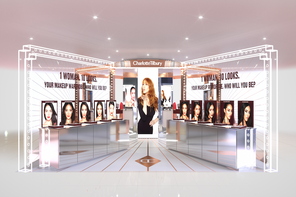 Charlotte Tilbury at Harbour City