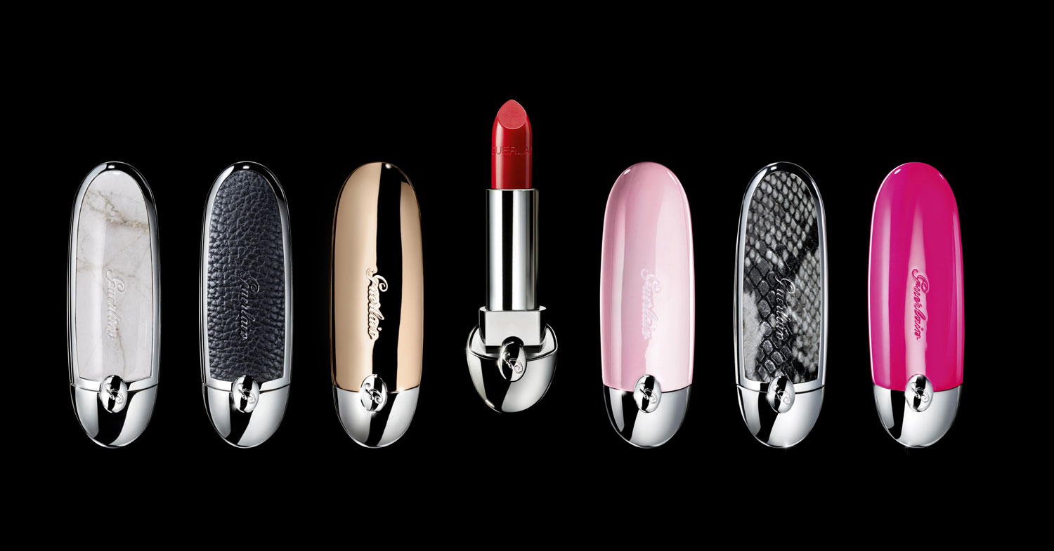 Show off your style with Guerlain's new ROUGE G lipsticks ...