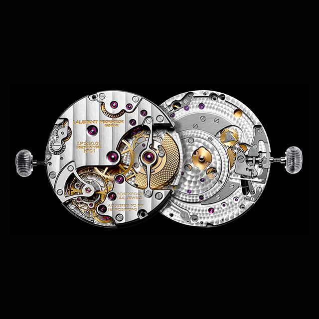 The double balance spring tourbillon