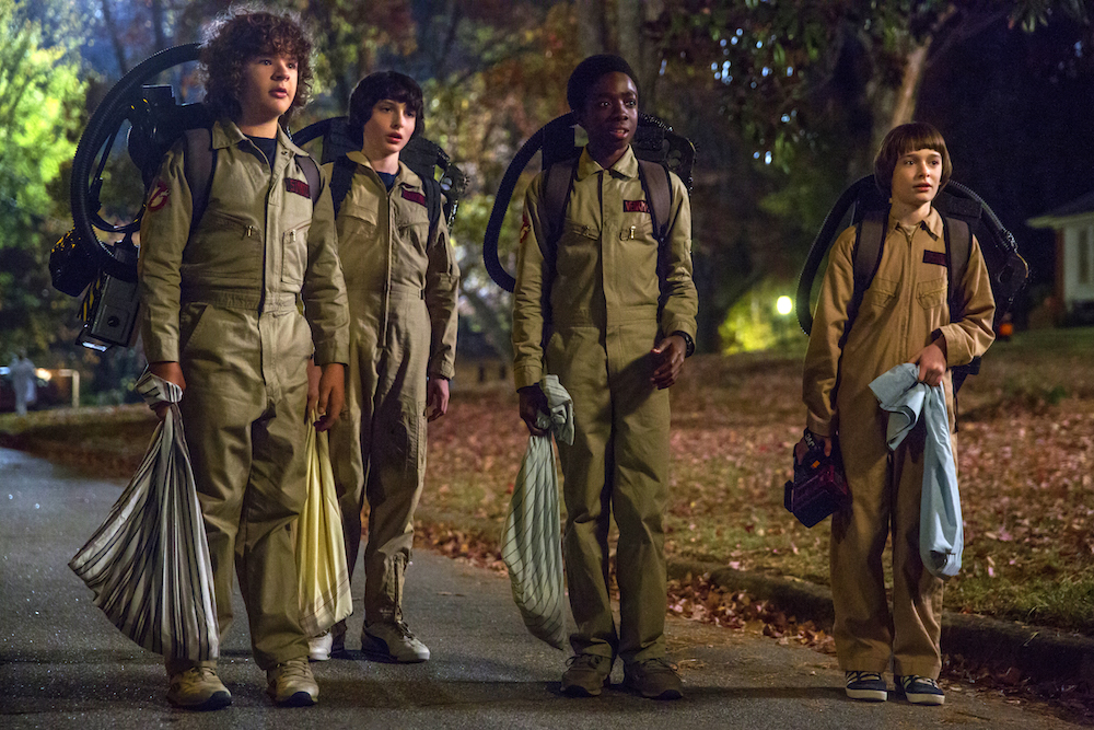 Stranger Things is one of Netflix's most popular original series to date