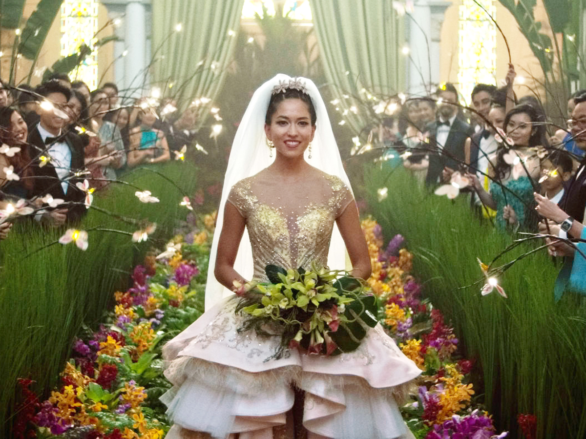 Crazy Rich Asians premiered in Hong Kong on August 23 and it's already a hit at the Box Office locally and worldwide