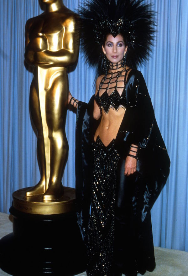 Cher's 1986 outfit made world headlines