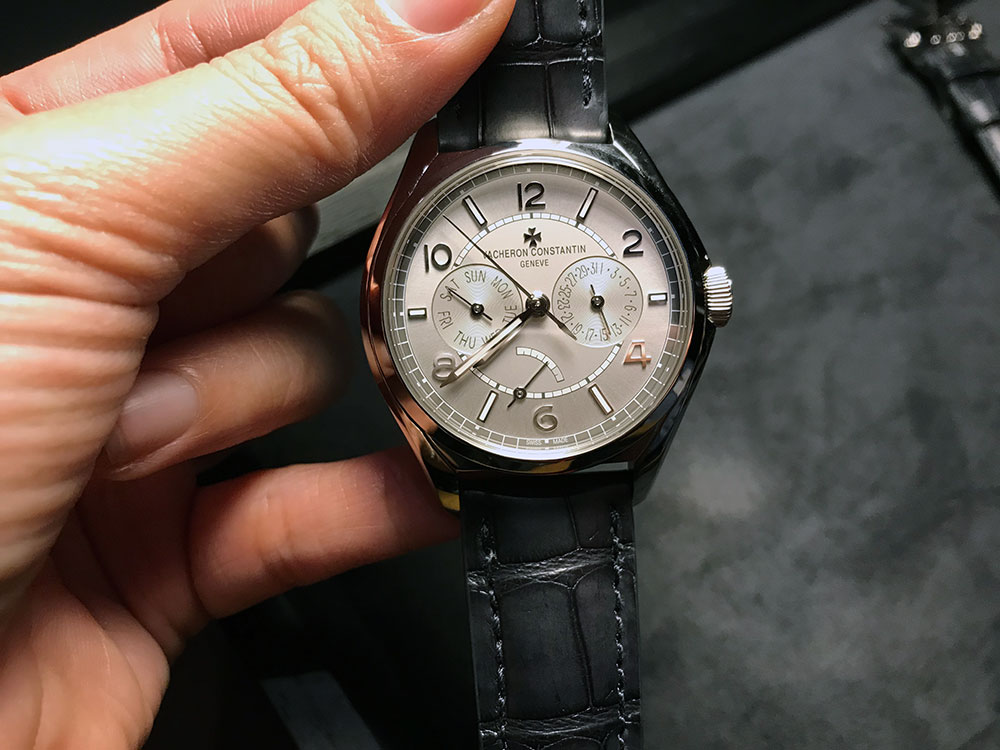 A Vacheron Constantin from the new Fifty-Six Collection