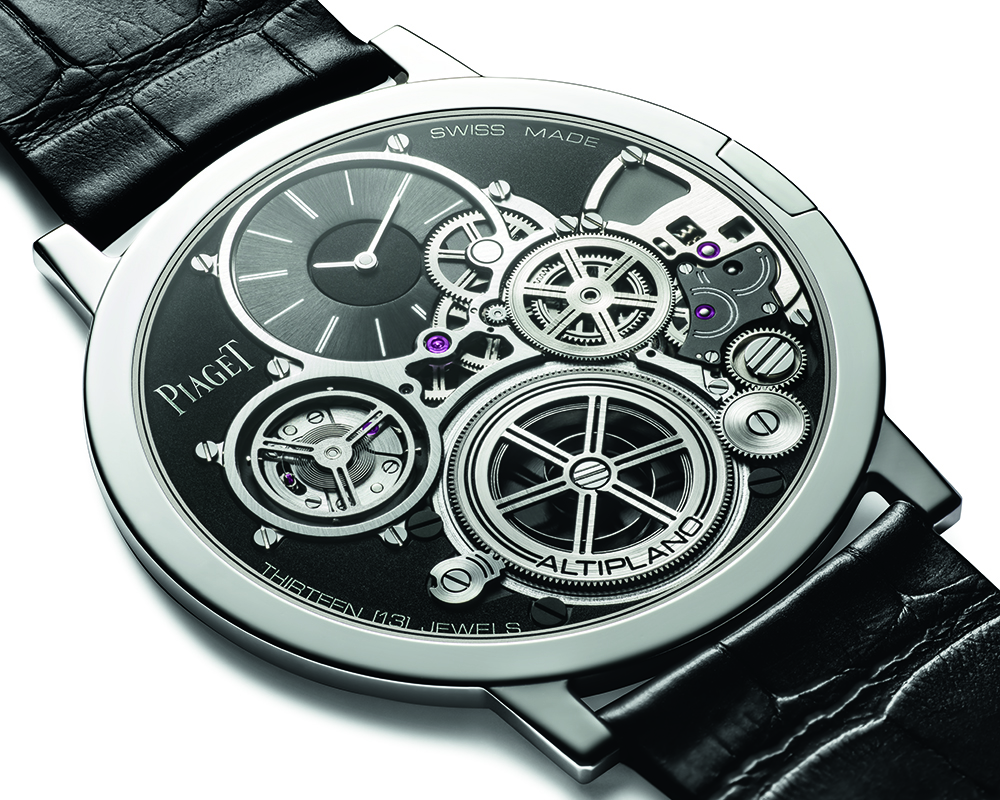 The Piaget Altiplano Ultimate Concept