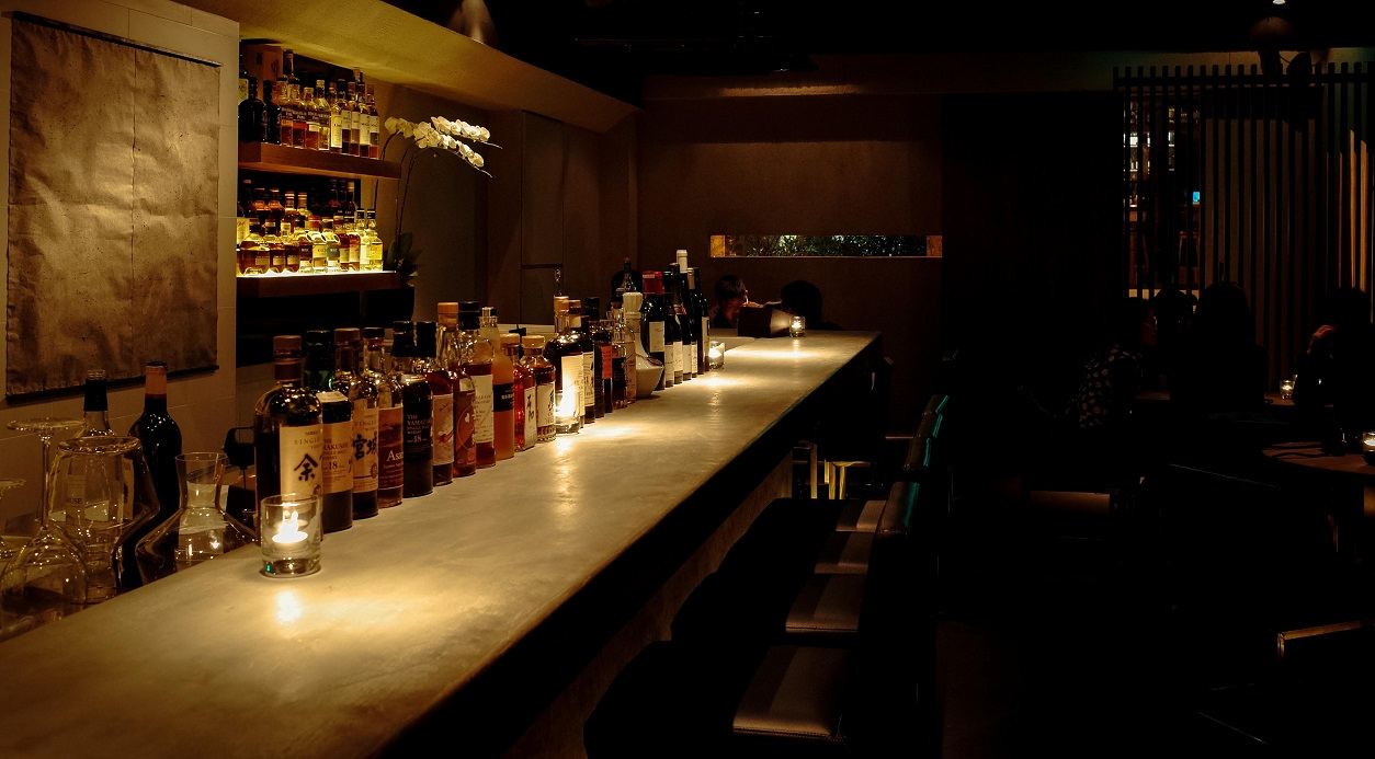 Nocturne is where whisky and wine lovers can meet