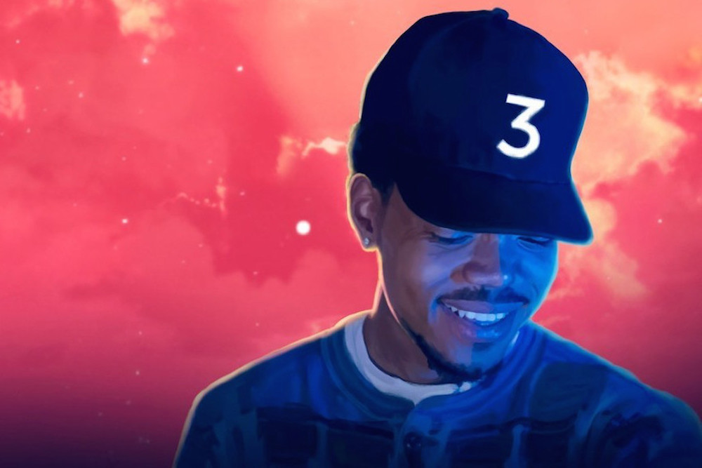 Chance The Rapper surprised his fans on social media when he announced his upcoming shows in Asia (photo: @chancetherapper on Twitter)