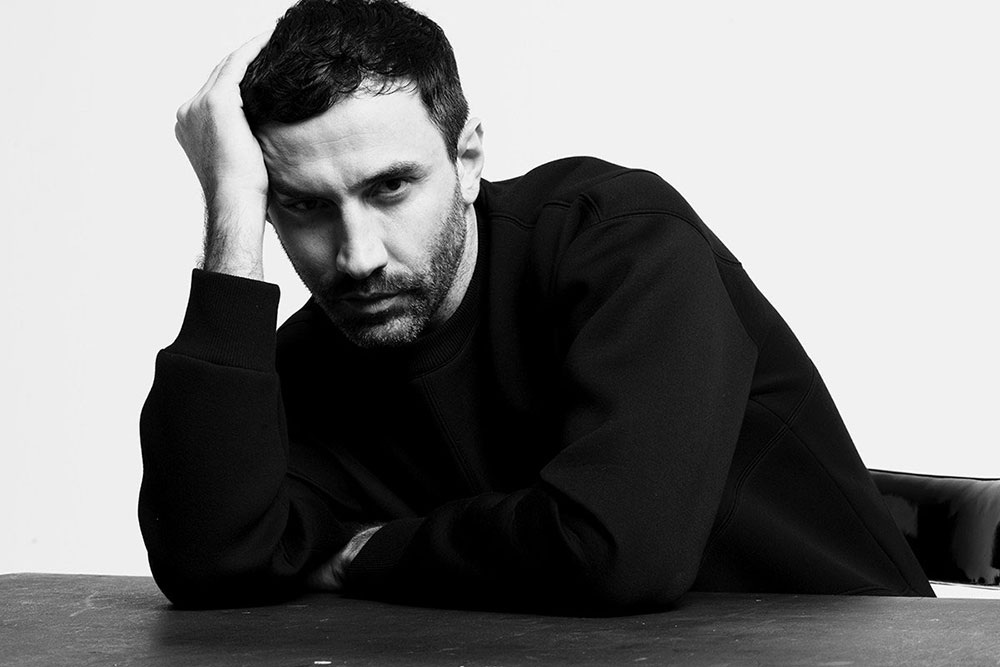 Riccardo Tisci set to replace Christopher Bailey at Burberry