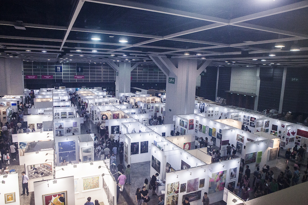 The Affordable Art Fair 2018 will bring to Hong Kong 119 galleries, 60 per cent from the Asia-Pacific region