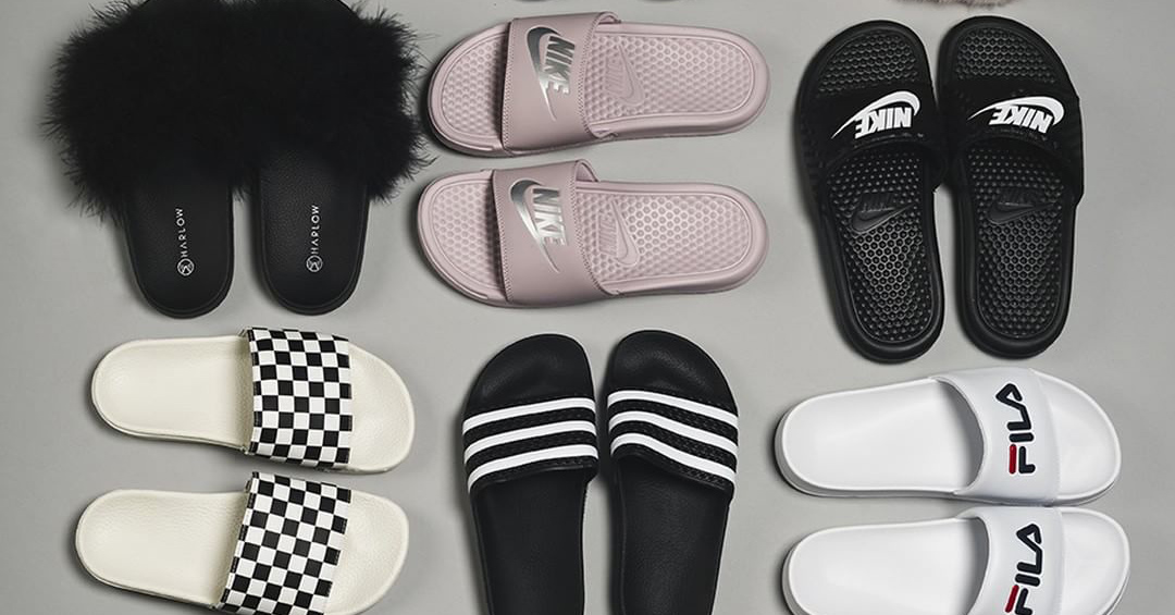 fbf2f40da The coolest slides your feet need this summer - Hashtag Legend