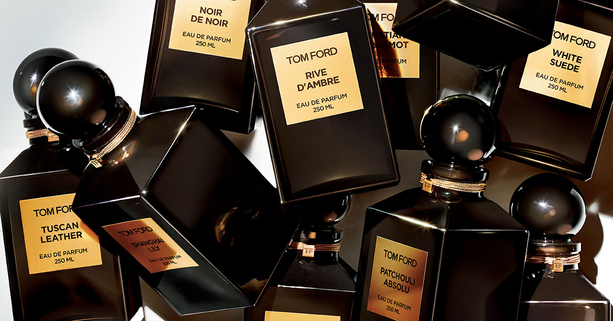 Tom Ford's Private Blend collection