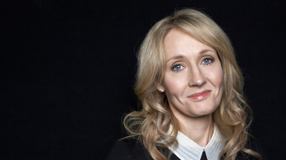 J.K. Rowling's Harry Potter sold more than 450 million copies worldwide