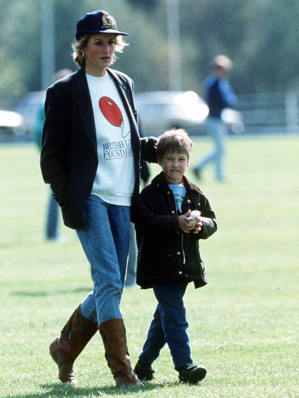 Princess Diana was an icon throughout the 1980s and 1990s in the UK and across the world