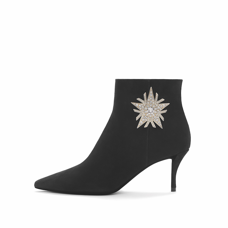 Roger vivier's Sin Star Strass boots