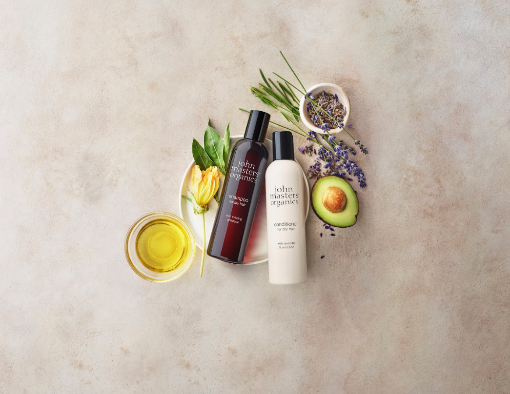 Support sustainability by trading in your used conditioner for John Masters Organics' new offering