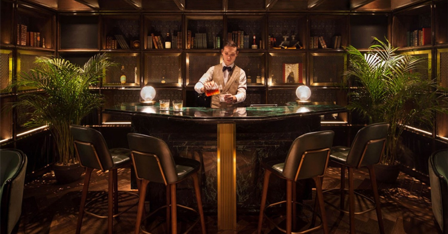 Hong Kong's best speakeasies worth searching for - Hashtag Legend