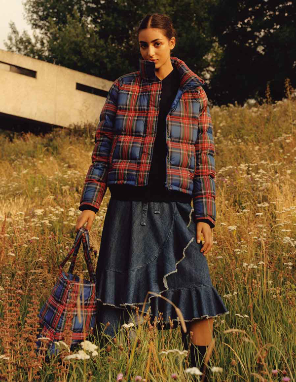 The new collaboration is all about wearability and British sensibility (photo c/o JW Anderson x Uniqlo)