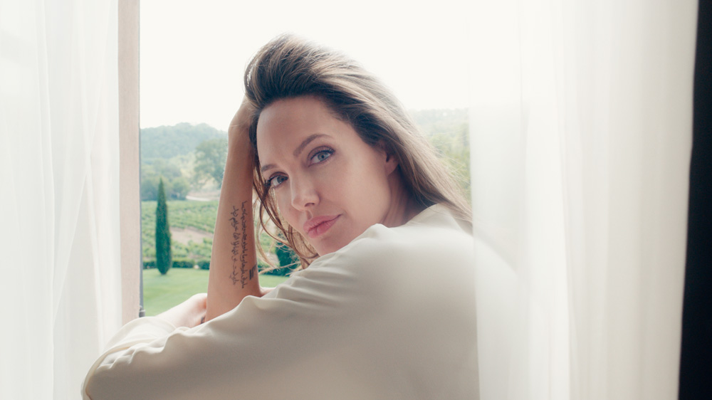Angelina Jolie for Guerlain