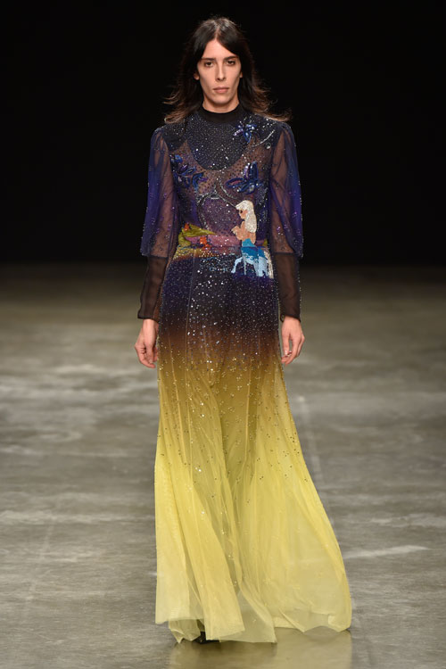 Princess-chic from Mary Katrantzou