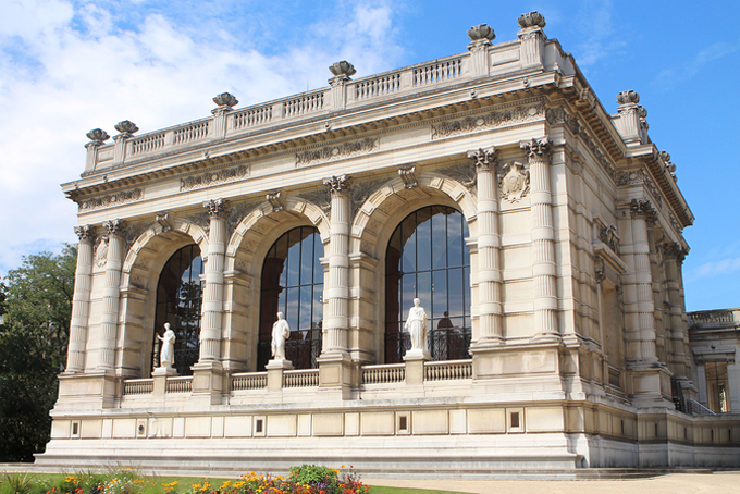 The Palais Galliera (photo c/o Chanel)