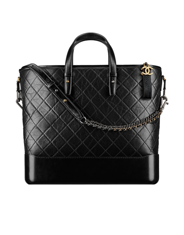 Chanel's iconic Gabrille bag (photo c/o Chanel)