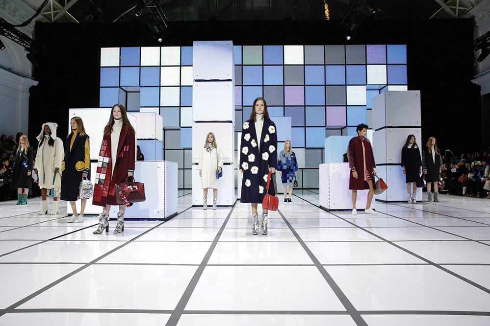 Anya Hindmarch autumn/winter collection