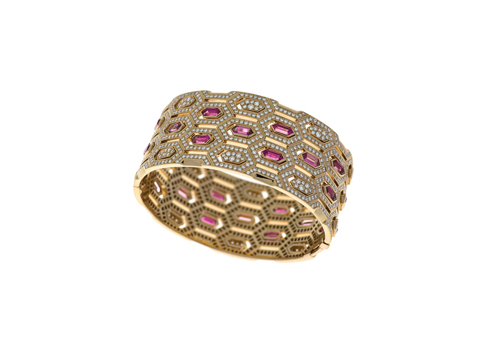 Bulgari Serpenti Inspirations bracelet
