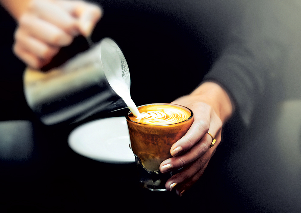 Surging demand for high-quality coffee has seen a focus on brewing techniques and single-origin beans