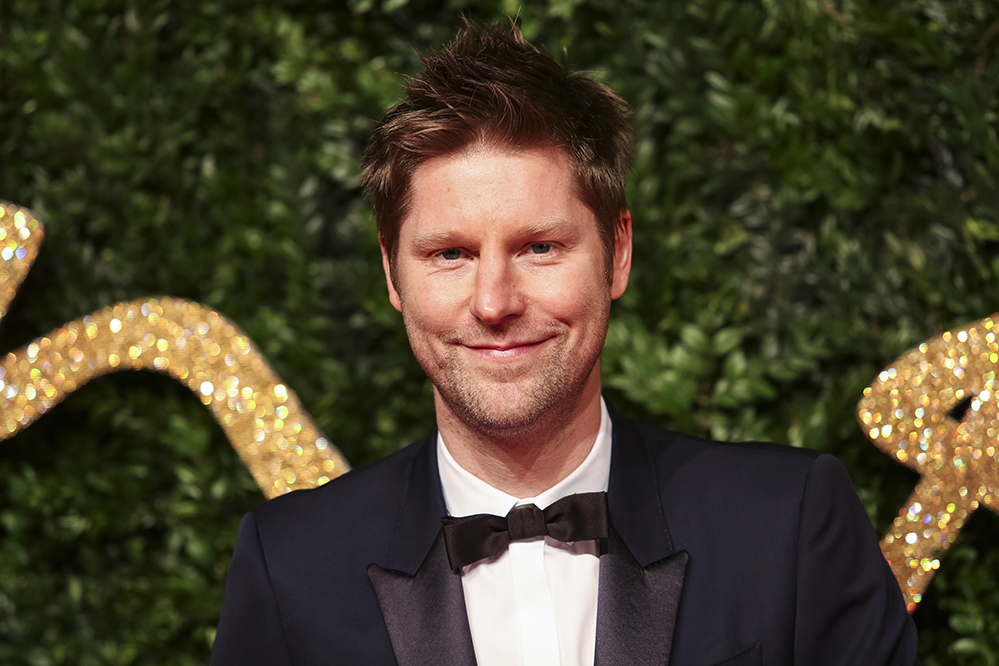 Christopher Bailey will take on the new role of president as well as chief creative officer when Marco Gobbetti steps in (Photo by Jack Taylor/ AFP Photo)