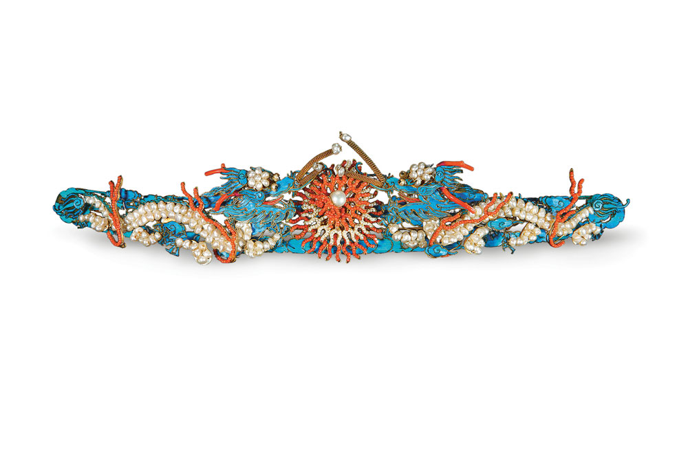 Qing Dynasty hairpin