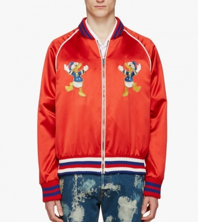 See The Gucci X Donald Duck Capsule Collection Hashtag Legend