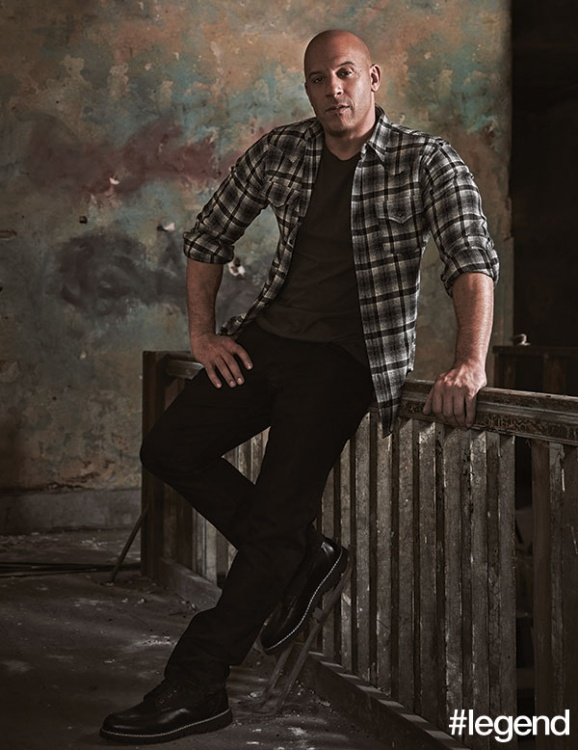Shirt by Saint Laurent, t-shirt by Richer Poorer, jeans by Cohen & Sons, boots by Timberland