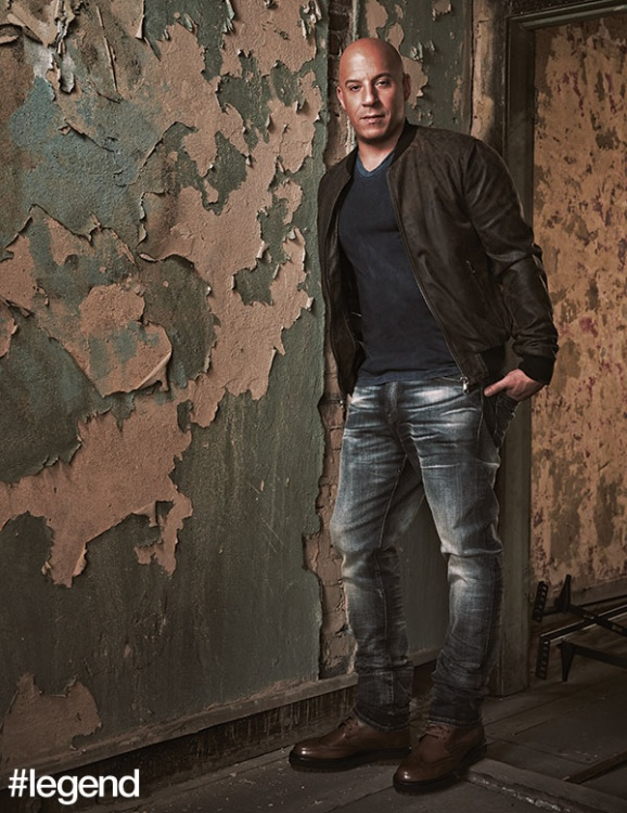 Jacket by Dolce & Gabbana, jeans by Cult of Individuality, t-shirt by Cotton Citizens, boots by Tod's