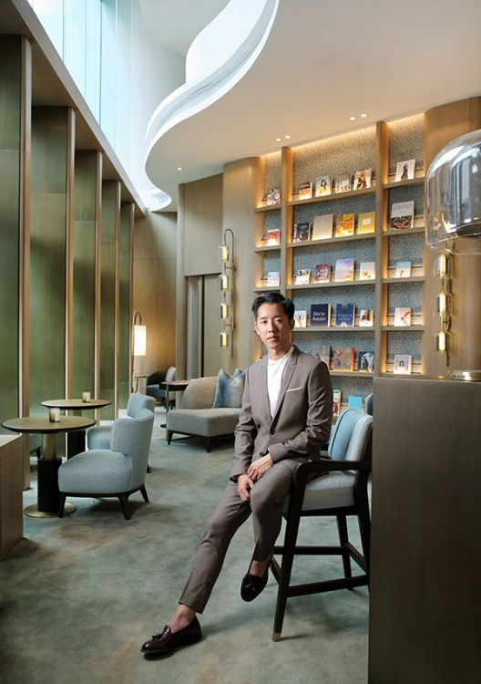 Vip Lounge Designed By Andre Fu Opens In Pacific Place