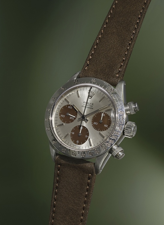 The Ref. 6265, the Cosmograph 'Cappuccino'