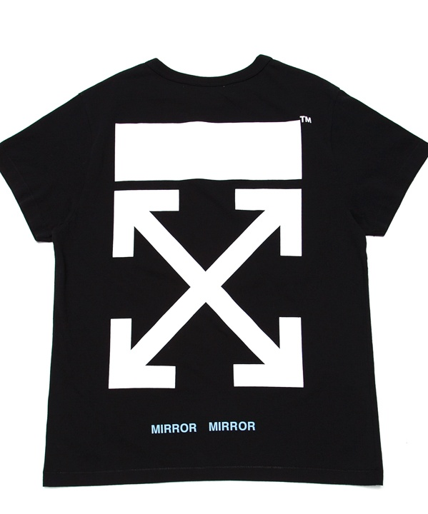 A T-shirt from Abloh's spring/summer Mirror, Mirror menswear collection