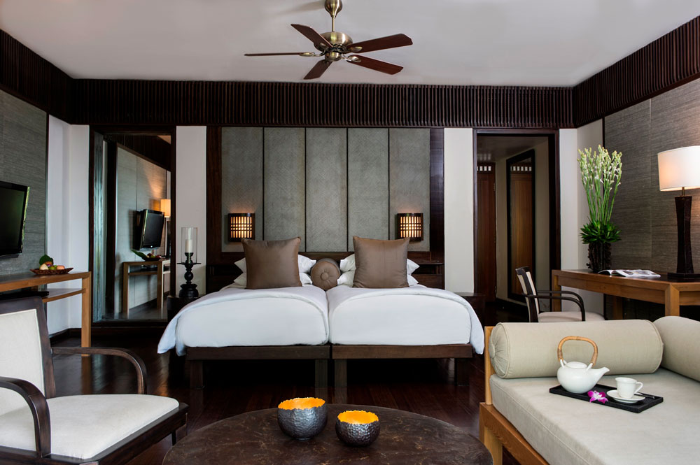 A luxury suite at The Datai Langkawi